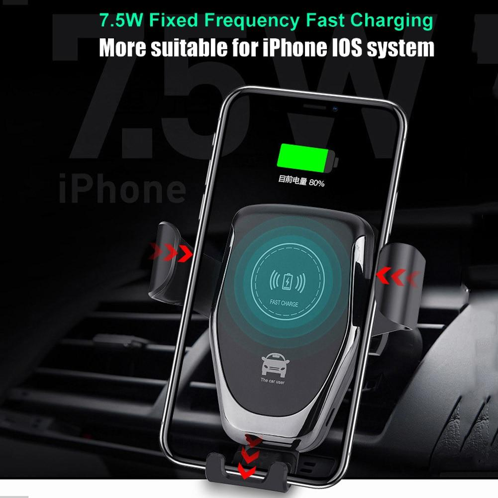 Support & chargeur smartphone pour voiture