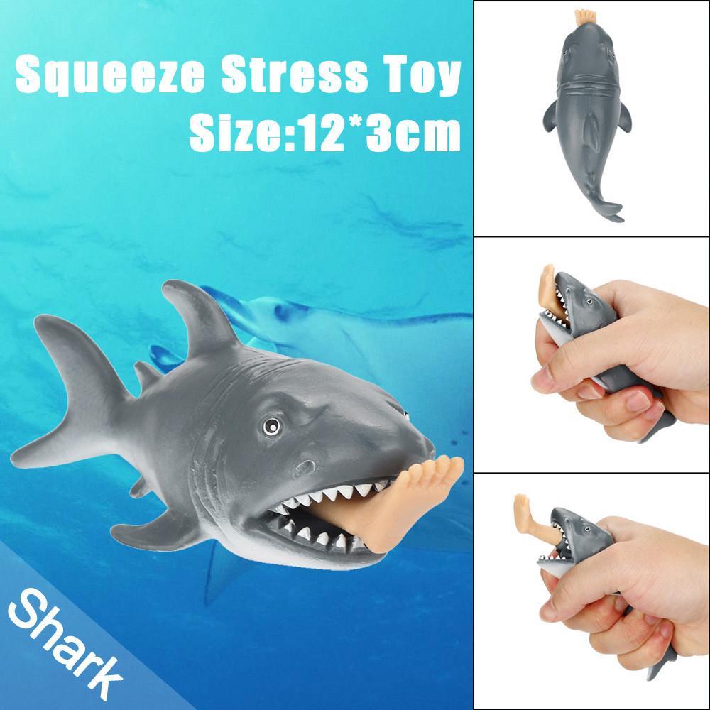 Super Requin anti-stress