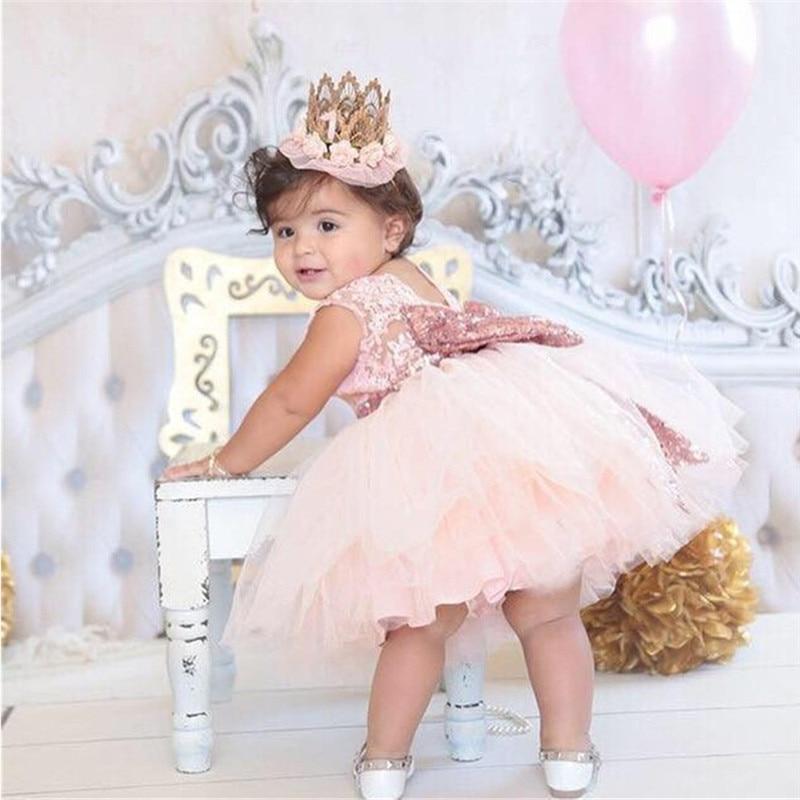 Robe de bal pour petites filles