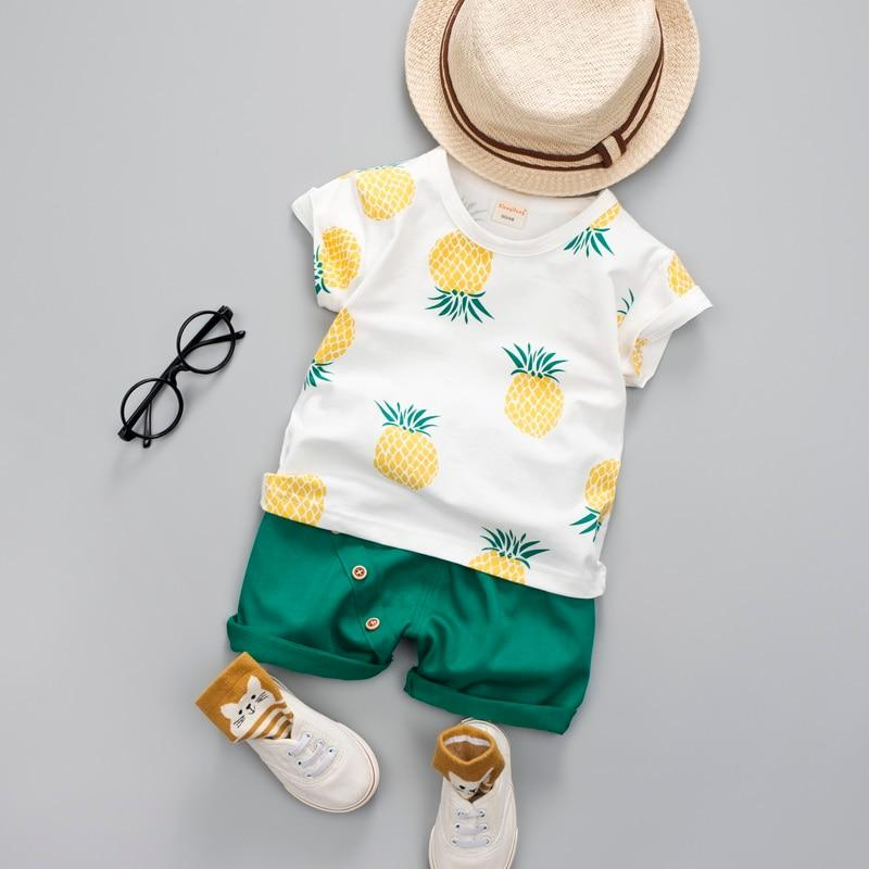 Cute ensemble bébé Hawai