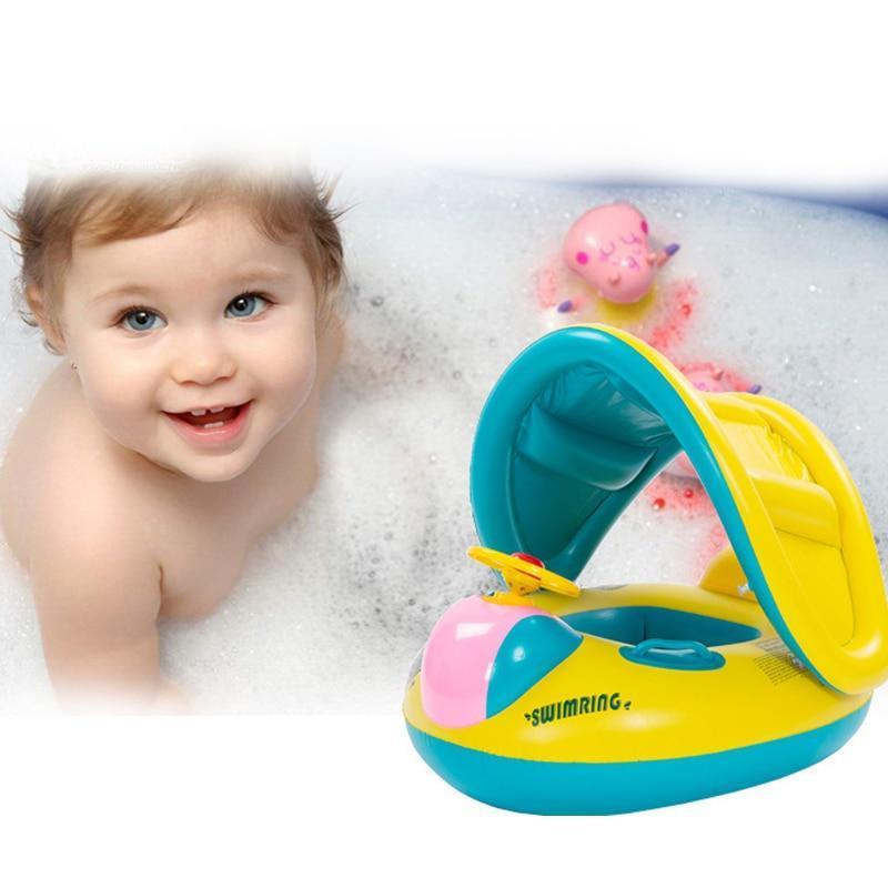 Bateau Gonflable pour Bébé