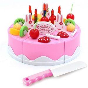 Gâteau d'anniversaire miniature (38pcs)