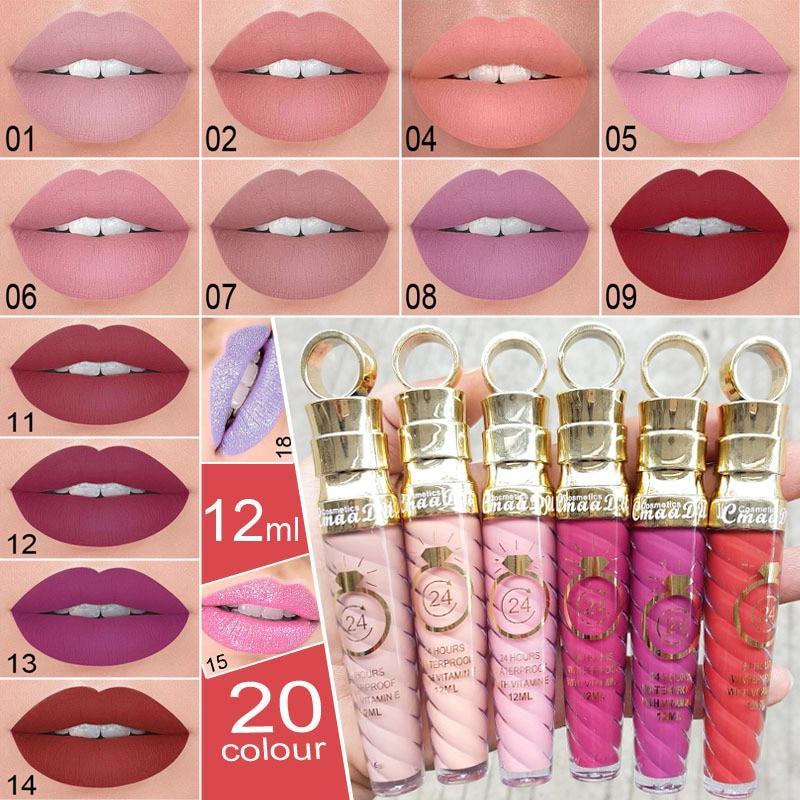 Rouge à lèvres hydratant Imperméable
