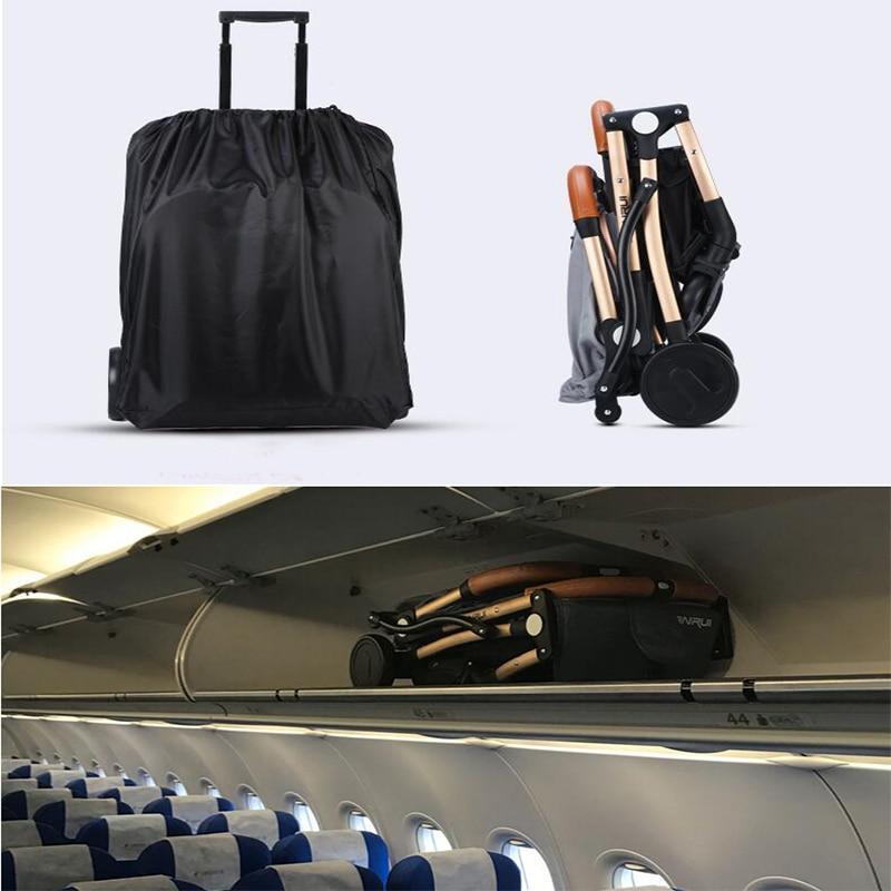 Super poussette de voyage pliable