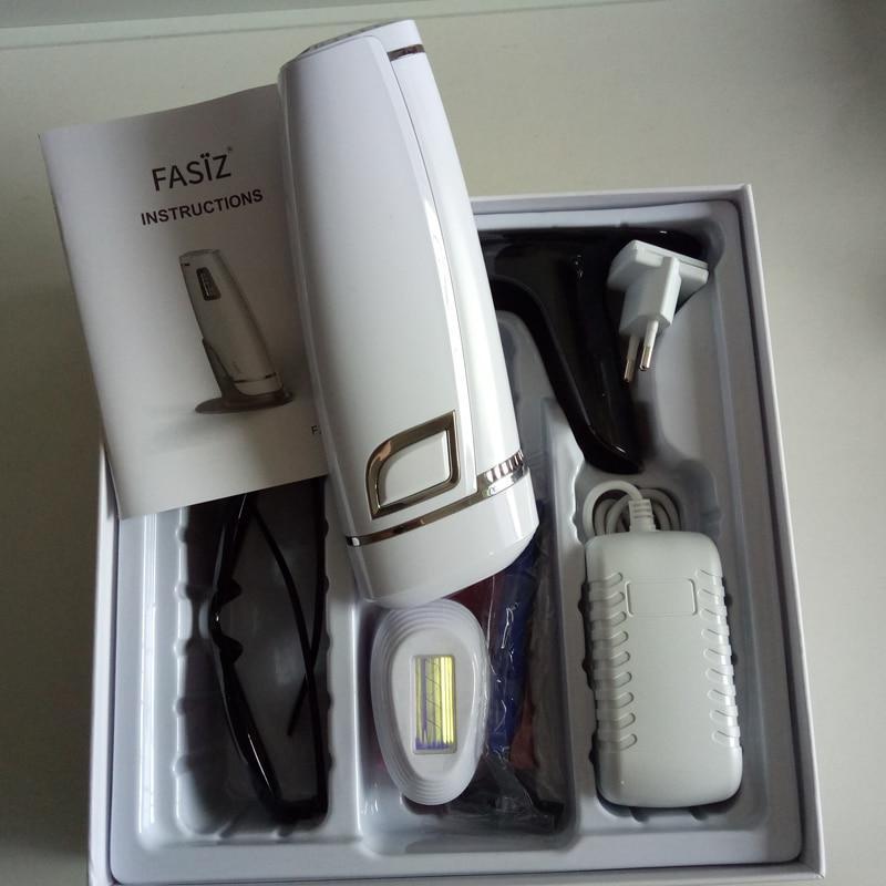 Épilateur Laser à Lumière Pulsée