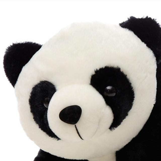Cute peluche Panda