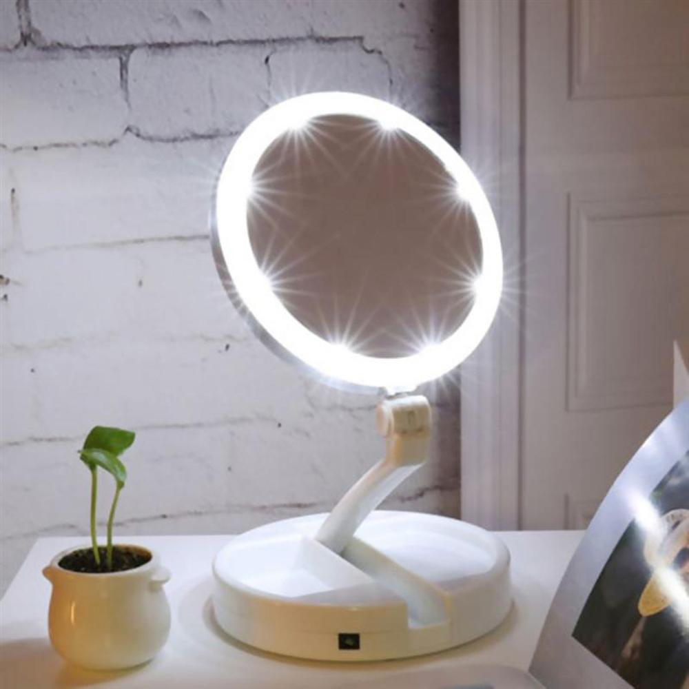 Miroir Led Pliant Double-face