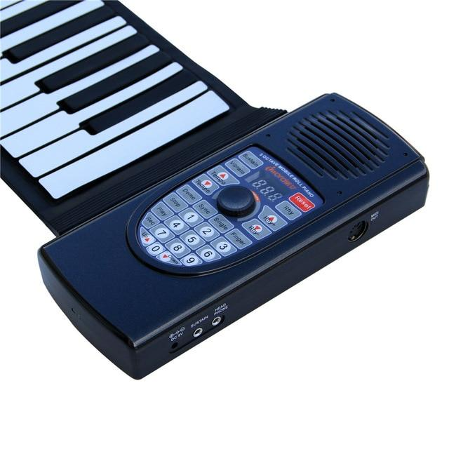 Piano Voyageur : piano flexible portable