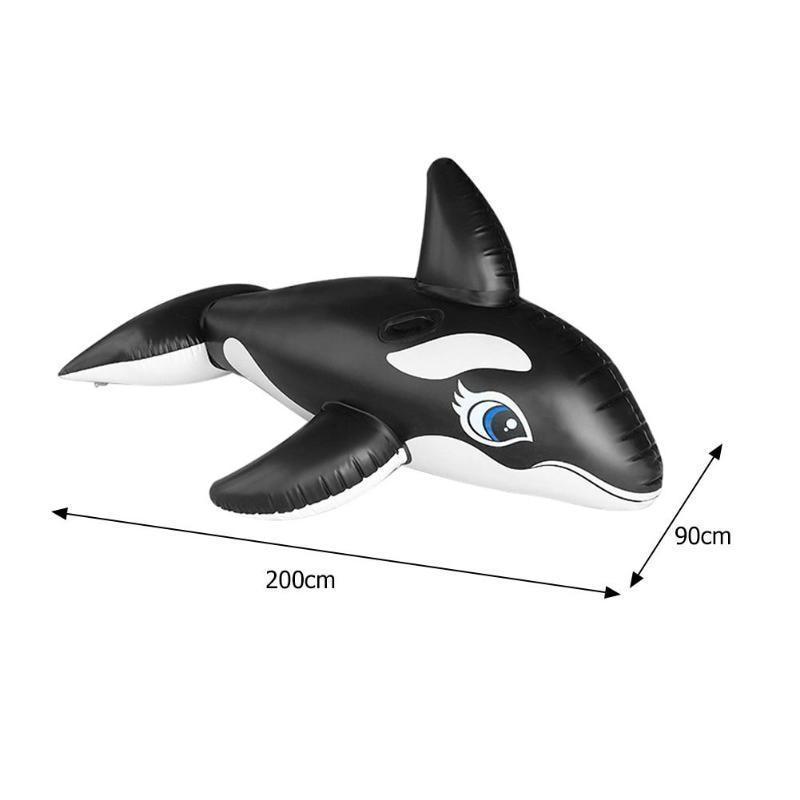 Bouée Baleine Gonflable