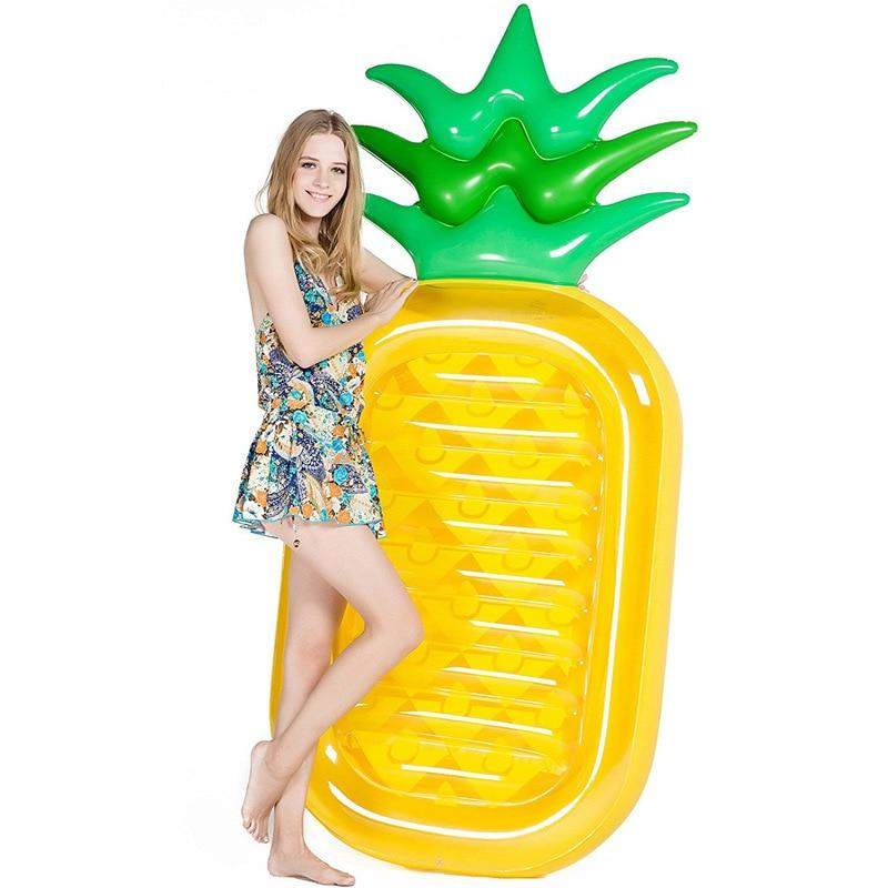 Matelas Ananas Gonflable