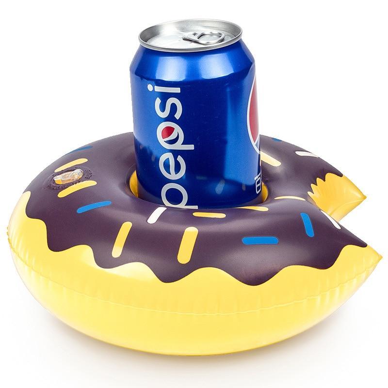 Porte-gobelet Donuts gonflable