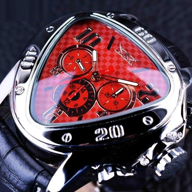 Montre Homme Forme Triangle