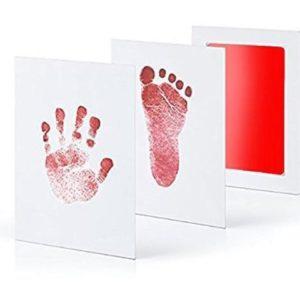 Kit d'impression d'empreintes Pour Bébé