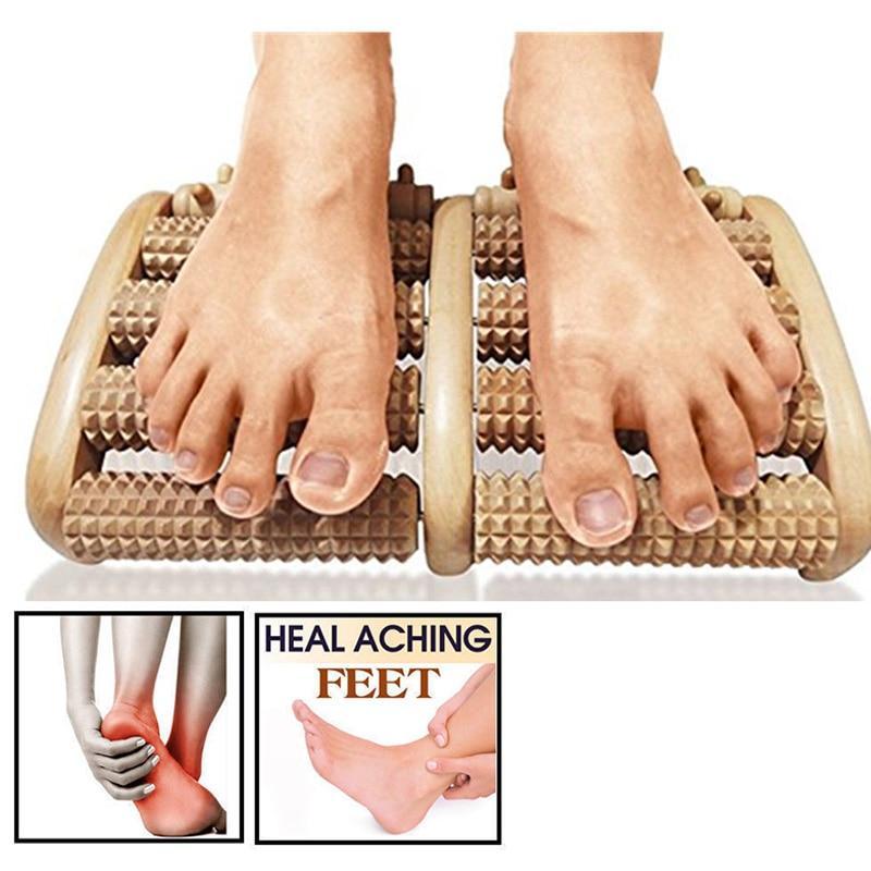 Rouleau De Massage Pour Pieds