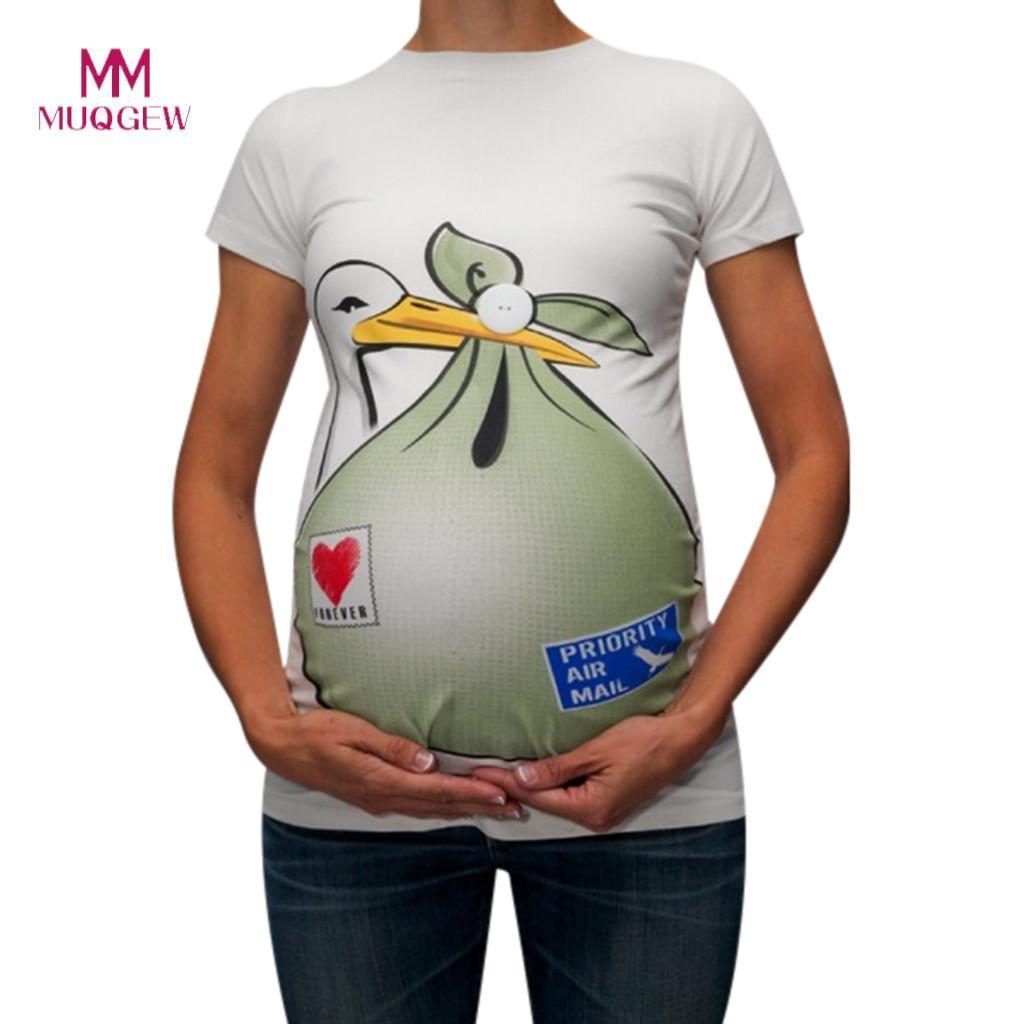 Mignon T-Shirt Grossesse