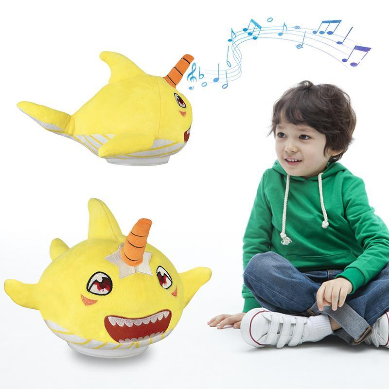 Peluche Requin Musical