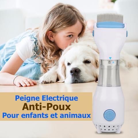 Peigne Electrique Anti-Poux