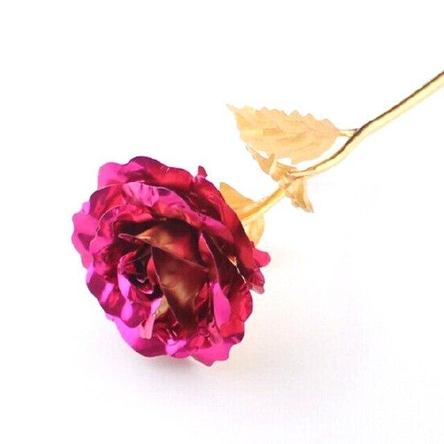 Rose d'or 24 Carats