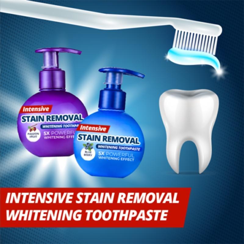 Dentifrice Blanchissant Anti-taches