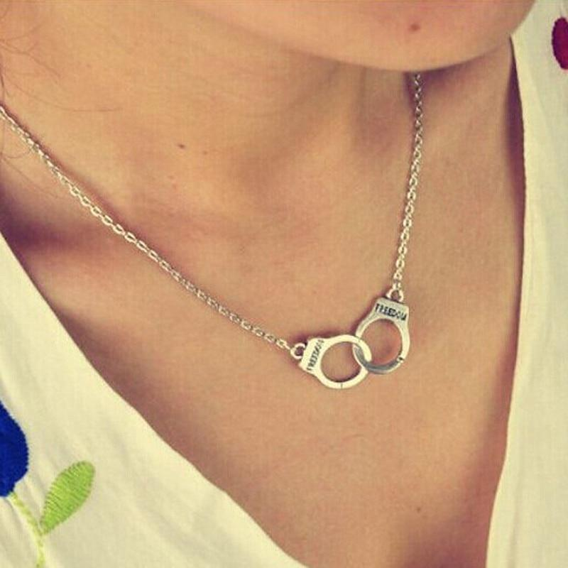 Collier Menottes Freedom