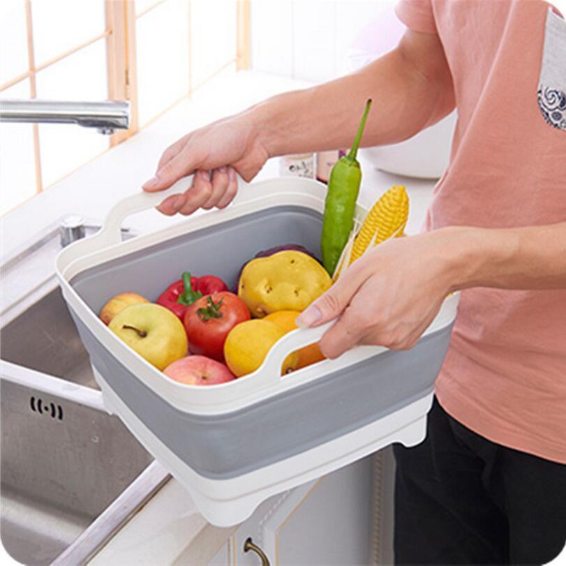 Panier Pliable Pour Légumes