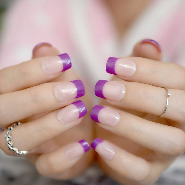Cute Faux Ongles (24 pcs)