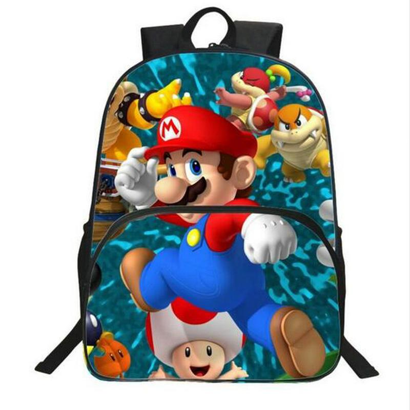 Cartable Super Mario