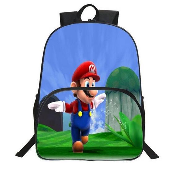 Cartable Super Mario