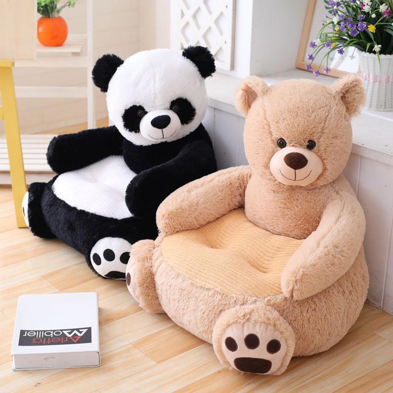 Housse Sofa Panda & Ours