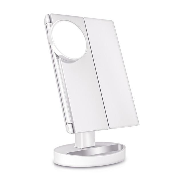 Miroir Led  A 3 Panneaux