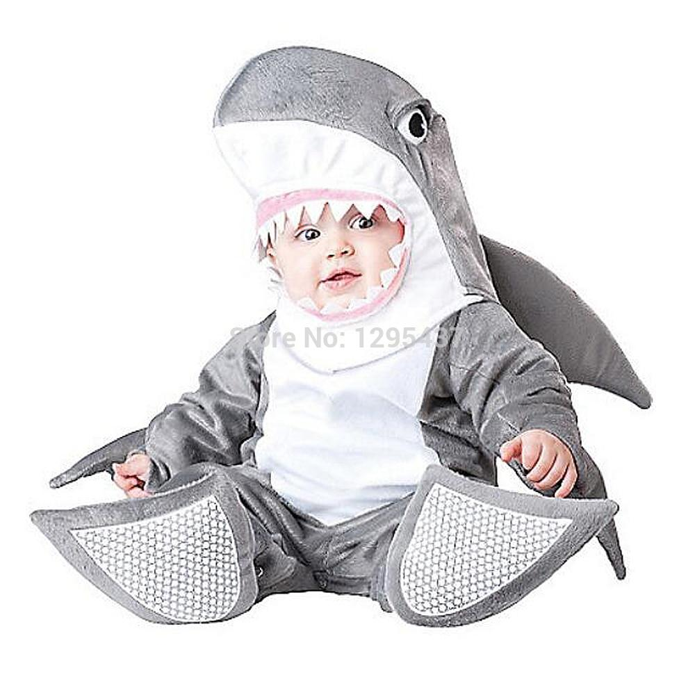 Mignon Costume Requin