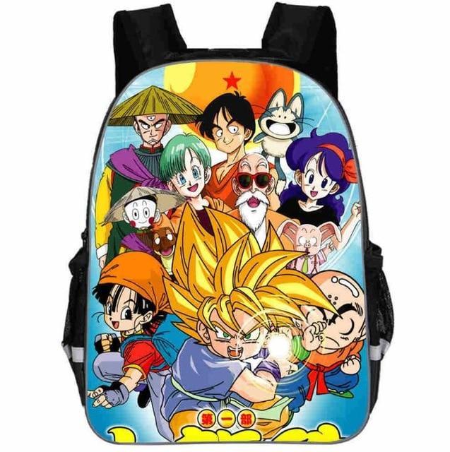 Sac à dos Dragon Ball