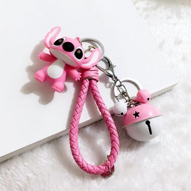 Porte-clés Led Lilo & Stitch