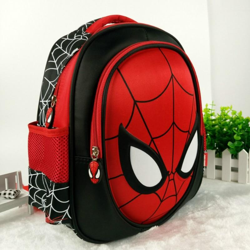 Sac A Dos Spiderman 3D