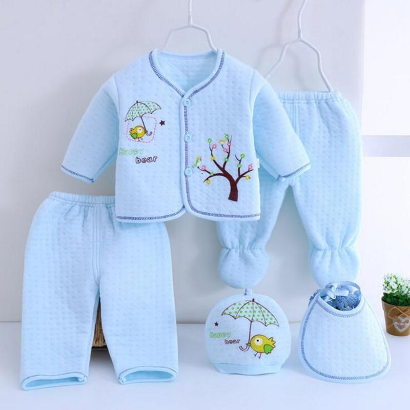 Ensemble Pyjama Bébé( 5 pcs)