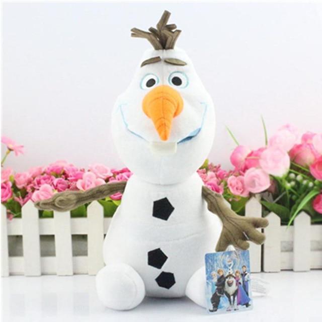 Magnifique Peluche Olaf