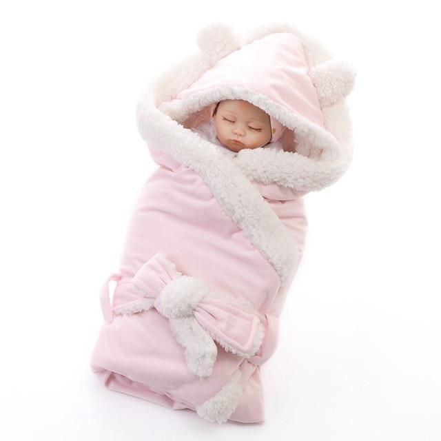 Couverture d'hiver Pour Bébé