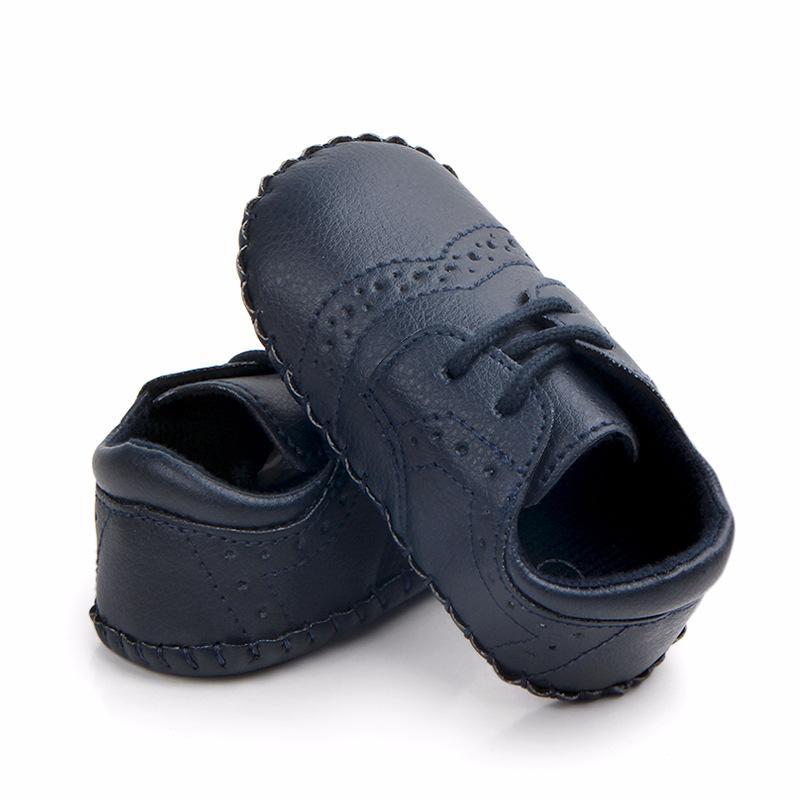 Chaussures Bébé En Cuir