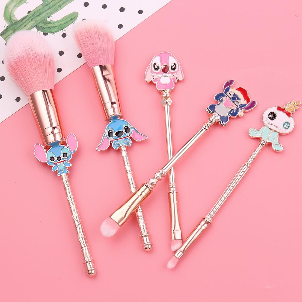Pinceaux Maquillage Lilo & Stitch