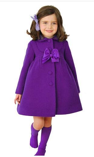Magnifique Manteau Pour Fille