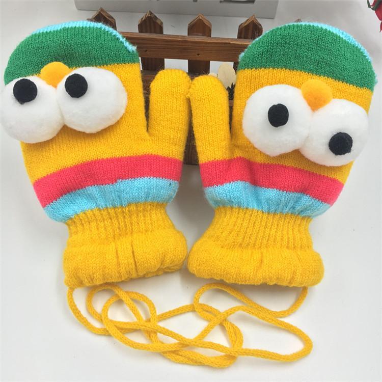 Moufles Marionnettes Pour Bébé