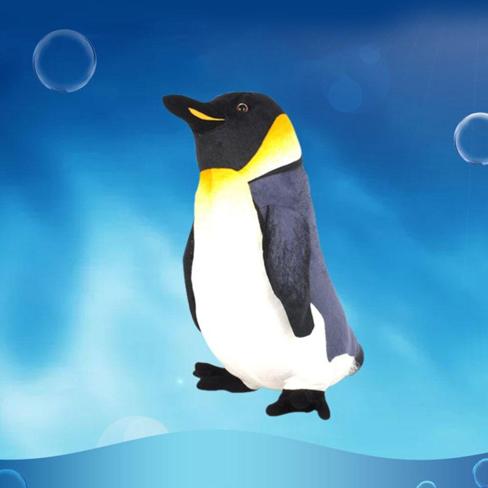 Magnifique Peluche Pingouin