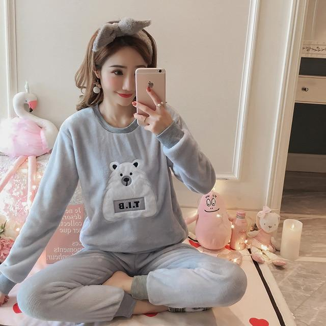 Ensemble Pyjama Pour Femme