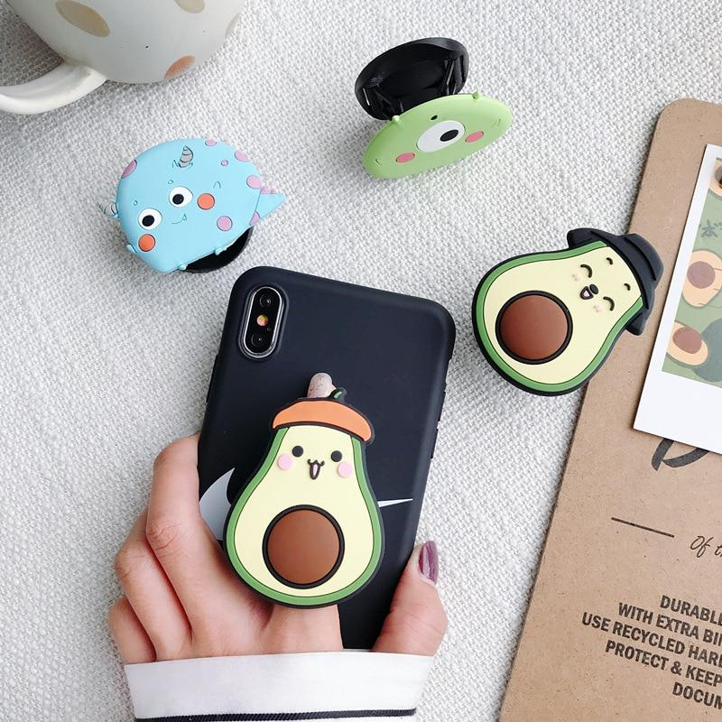 Mignon Pop Socket Pour Mobile