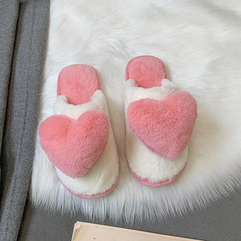 Pantoufles Pour Amoureux