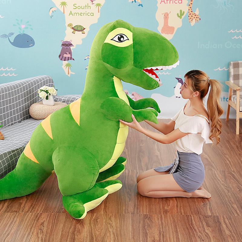 Peluche Dino Tyrannosaure Géant