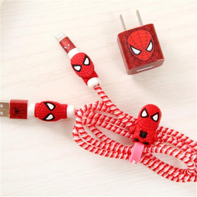Câble Super Héros Pour IPhone