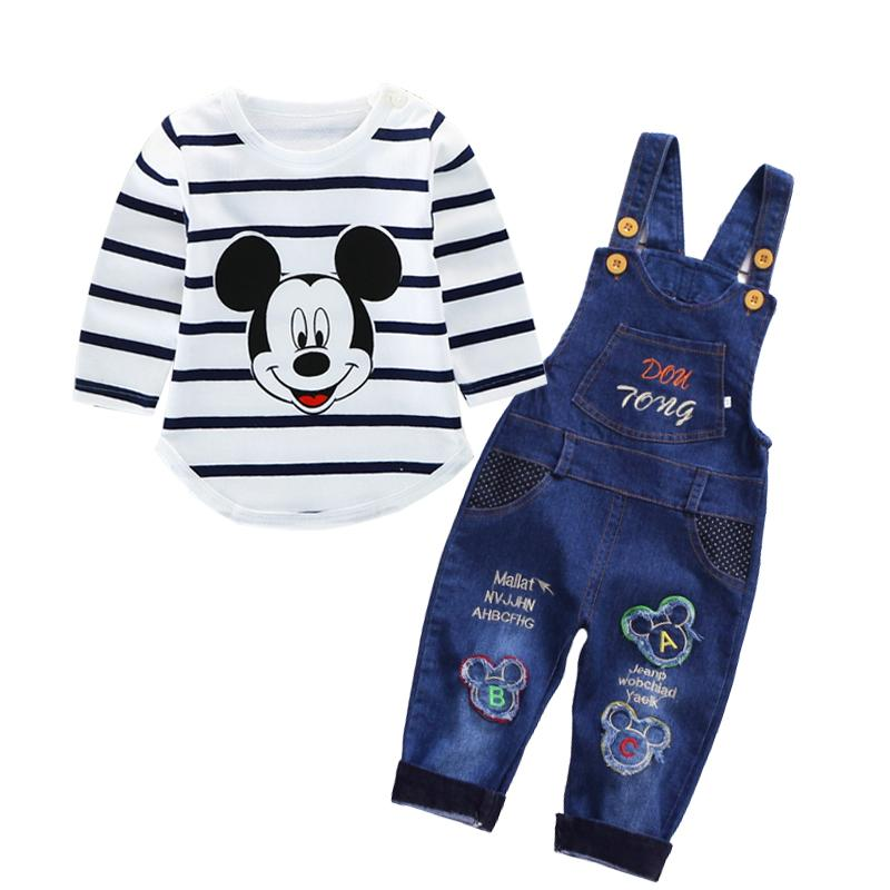 Ensemble Salopette Micky