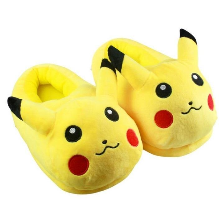 Magnifiques Pantoufles Pikachu