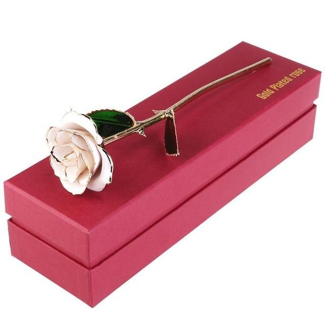 Bouquet Rose 24 Carats